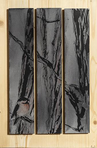 Albane Paillard Brunet - Artiste Peintre - murmure de l'oiseau