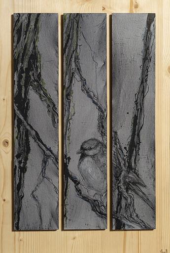 Albane Paillard Brunet - Artiste Peintre- murmure de l'oiseau
